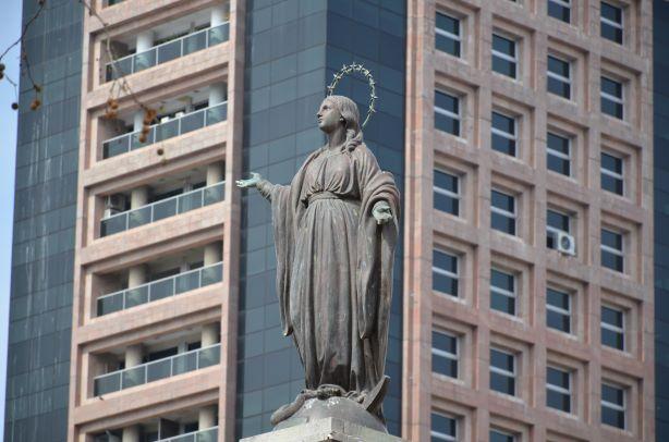 Monumento Inmaculada 04-09-2020